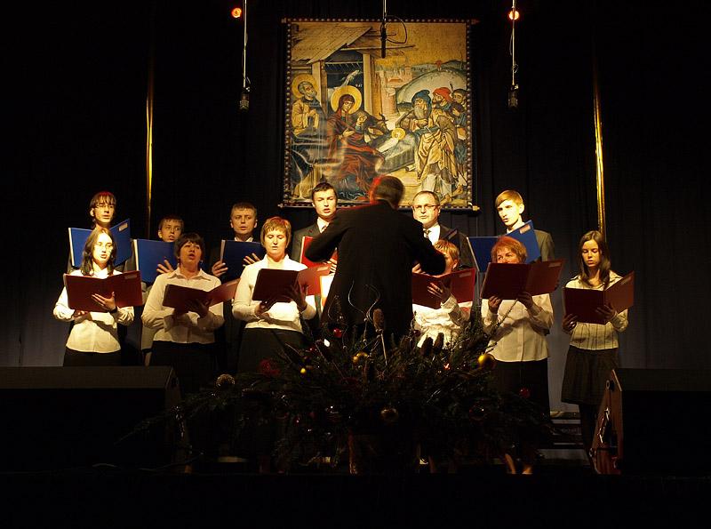 Chór Parafii Prawosławnej pw. św. Jana Teologa - Chełm