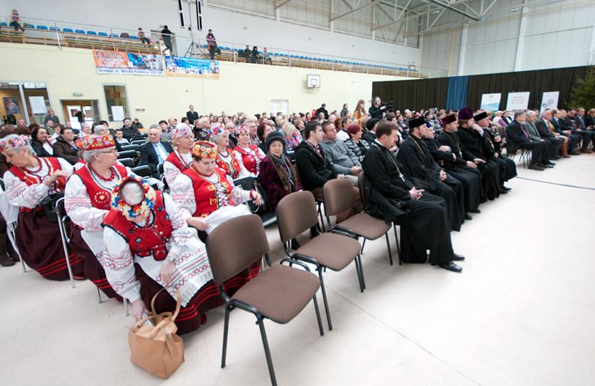 Licznie zgromadzona publiczność na XIX MFKW
