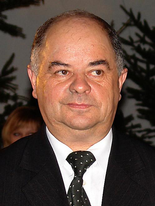 Dyrektor Ryszard Korneluk