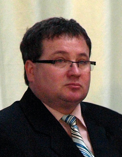 Jacek Danieluk - mayor of Terespol