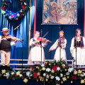 "The Band ""Lesnianskie Nutki"" from Provincial Center of Culture from Lesna Podlaska"