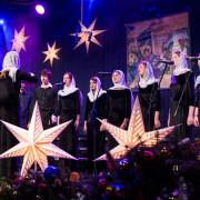 Youth choir of the Monastery of the Nativity of Mary the Theotokos - Brest (Belarus)