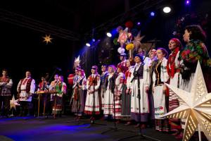 """Zespół Folklorystyczny """"Gamanina"""" Państwowego Uniwersytetu Informatyki i Radioelektroniki - Mińsk (Białoruś)"""
