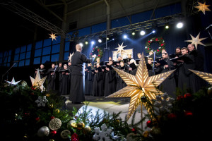 Choir of the Orthodox clergy of the Grodno Diocese- Grodno (Belarus)