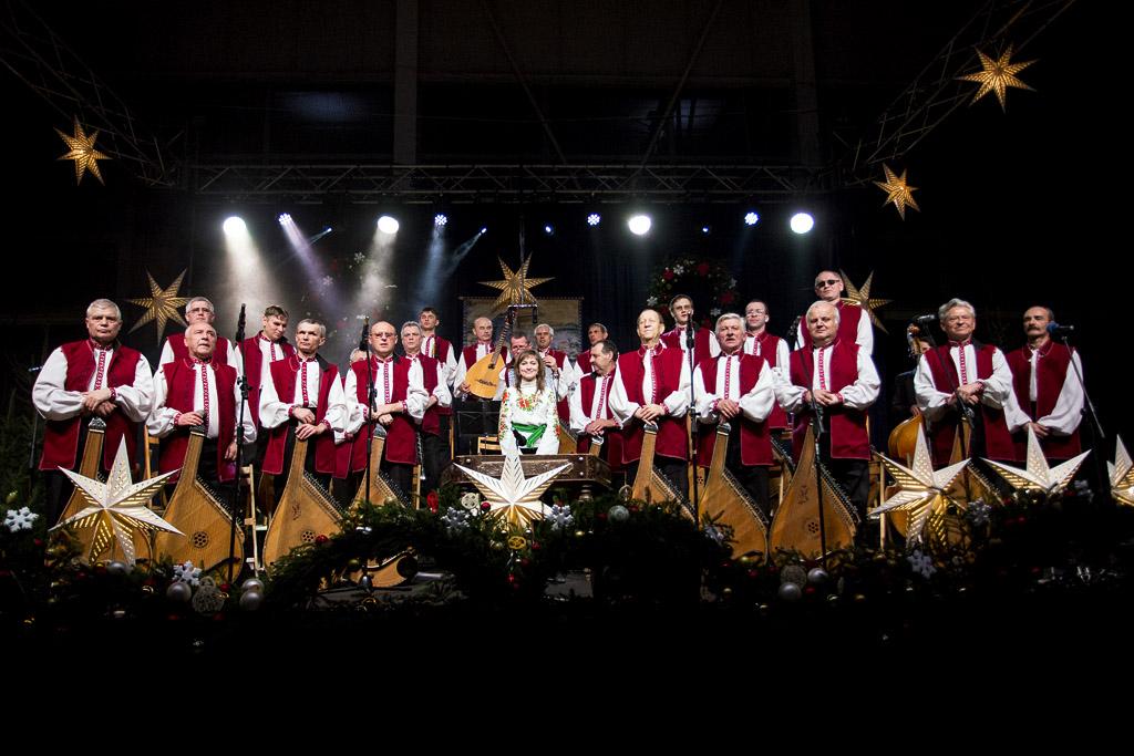 """Kapela Bandurzystów """"Karpaty"""" - Lwów (Ukraina)"""