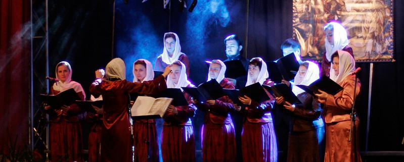 Chór Soboru Garnizonowego pw. św. Mikołaja Brześć
