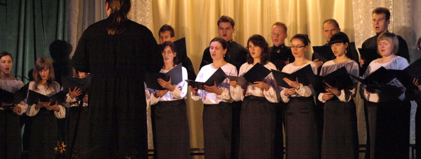 XIV MFKW - Choir of the Orthodox Parish from Wroclaw