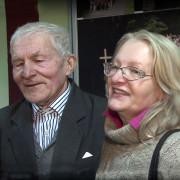 Maria Trociuk z Ojcem