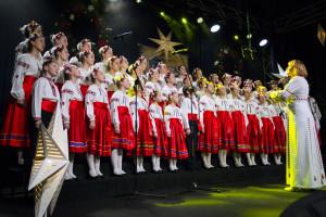 Chór Dziecięco-Młodzieżowy Katedry Prawosławnej pw. Przemienienia Pańskiego - Winnica (Ukraina)