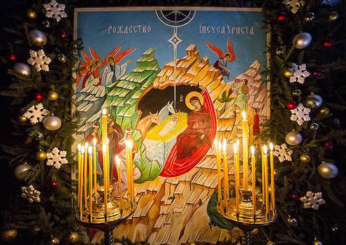 Ikona Bożego Narodzenia na XX MFKW
