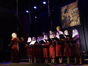 Chór Soboru Garnizonowego pw. św. Mikołaja – Brześć