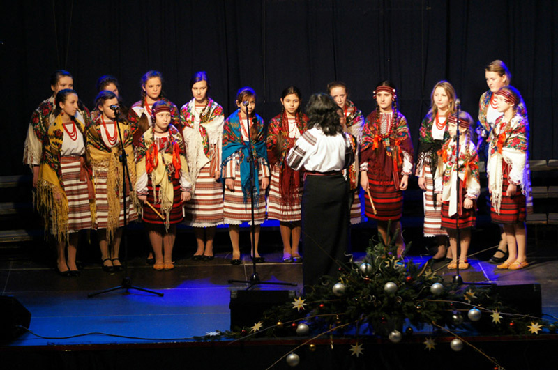 "Vocal Band ""Namysto"" of Chodkiewicz House of Culture Lviv"