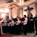 Choir of the Cathedral of Resurrection - Brest (Belarus) - gala concert in Warsaw