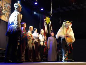 Chór Parafii Prawosławnej pw. Zaśnięcia NMP - Kitajgród (Ukraina)