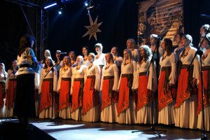 "Female Choir ""Lira"" of Ivan Franko National University Lviv"