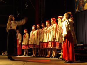 """Chór Dziecięcy """"Oberig"""" – Lwów"""