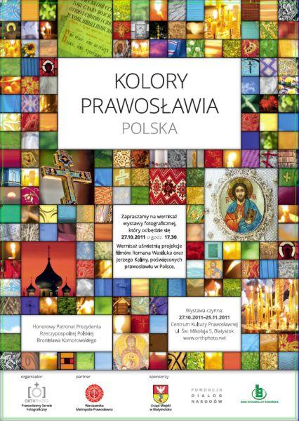 Kolory prawosławia. Polska