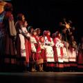 """Folklorystyczny Zespół Związku Ukraińców Podlasia """"Hiłoczka"""" - Czeremcha, dyrygent - Irena Wiszenko"""