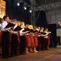 Chór Parafii Prawosławnej p. w. Podwyższenia Krzyża Pańskiego - Horostyta, dyrygent - Agnieszka Łotysz
