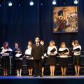 Chór Parafii Prawosławnej p. w. św. Anny - Międzyleś, dyrygent - Daniel Sawicki