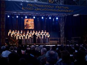 """Chór Dziecięcy """"Wierasok"""" - Mińsk (Białoruś), dyrygent - Anna Sadowska"""