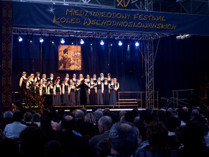 "Children's choir ""Wierasok"" - Minsk (Belarus), conductor - Anna Sadowska"