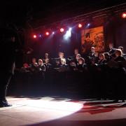 Chór Katedry Prawosławnej p. w. Zmartwychwstania Pańskiego - Równo (Ukraina), dyrygent - Aleksander Tarasenko
