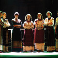 "Vocal Band ""Widymo"" of Union of Ukrainians in Poland - Sanok, conductor - Marianna Jara"