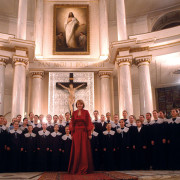 Children's Choir of the Orthodox Cathedral of the Transfiguration - Vinnitsa (Ukraine), conductor - Natalia Kremeniuk