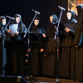 Choir of the Female Monastery of Covering Veil of Mary the Theotokos of Turkowice near Hrubieszow