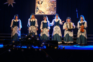 "Folk Song Band ""Uslada"" Pruzany in Belarus"