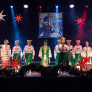 Ансамбль народной песни и музыки «Зараница» Доа культуры - Магдалин (Белоруссия)