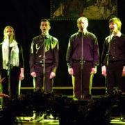 Молодежный хор православного прихода при монастыре Рождества Пресвятой Богородицы - Брест (Белоруссия)