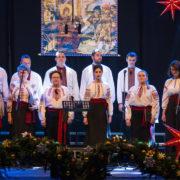 Хор православного прихода Сретения Господня - Морохув