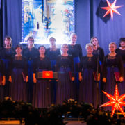 Женский камерный хор им. св. Лидии православного прихода св. Иоанна Лествичника - Варшава