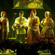 Zespół Folklorystyczny Państwowego Konserwatorium im. Piotra Czajkowskiego - Moskwa