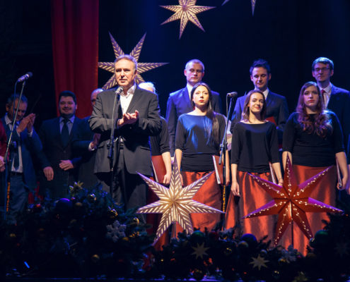 Grand finale of the 22nd International Festival of East Slavic Carols - 2017