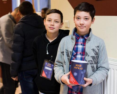 XXIII MFKW - akcja charytatywna