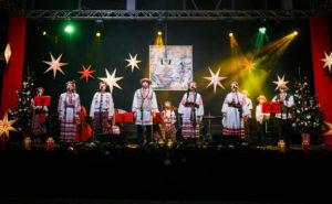 Zespół ZURAVINY Dziecięcej Szkoły Muzycznej – Kobryń (Białoruś)