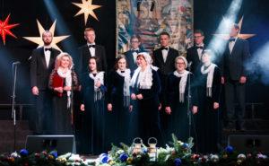 Chór Młodzieżowy Miejskiego Ośrodka Kultury VOZROZHDIENIJE – Homel (Białoruś)