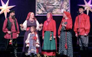 Zespół Folklorystyczny Rosyjskiego Instytutu Dziedzictwa KAMYSHINKA – Moskwa (Rosja)