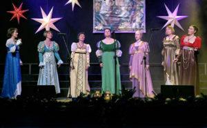 Żeński Zespół Wokalny VOCE DEL CUARE Białoruskiej Państwowej Akademii Muzycznej – Mińsk (Białoruś)