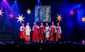 Zespół Folklorystyczny Dziecięcej Szkoły Muzycznej im. S.I. Taneeva SUDARUSHKA – Zwienigorod (Rosja)