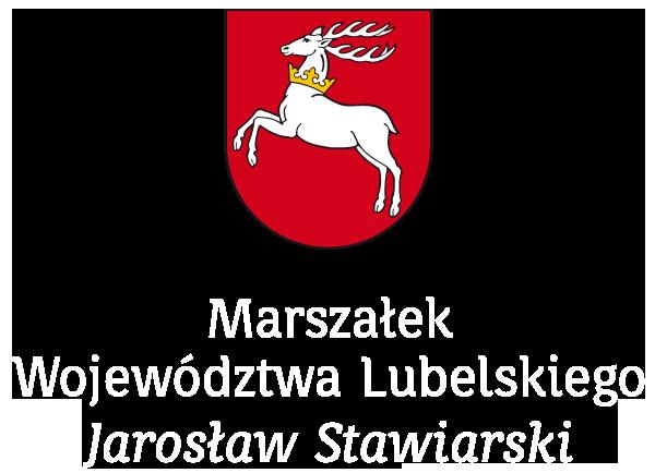 Patronat Marszałek Województwa Lubelskiego Jarosłąw Stawiarski